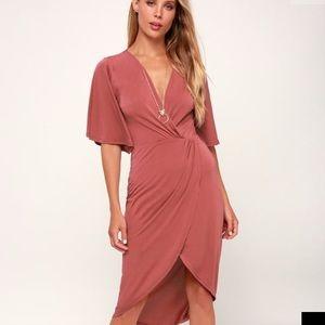 Lulus dress size small
